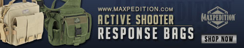 Maxpedition Active Shooter Bags