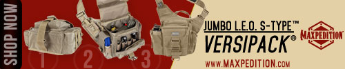 Maxpedition - Active Shooter Bag 3