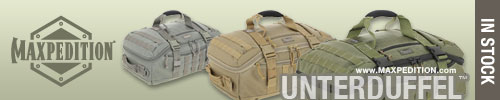 Maxpedition Unterduffel