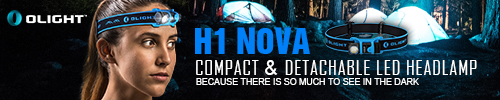 Olight - H1 Nova
