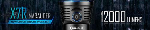 Olight - X7R